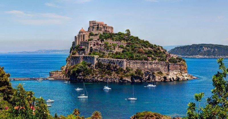 Fortezza Ischia_Castello Aragonese