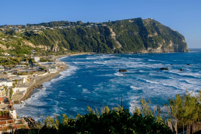 Maronti_Beach_Ischia_Villa Italy
