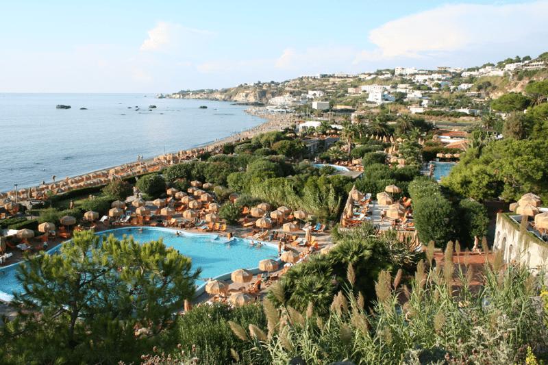 Poseidon thermal garden Ischia_Villa Italy