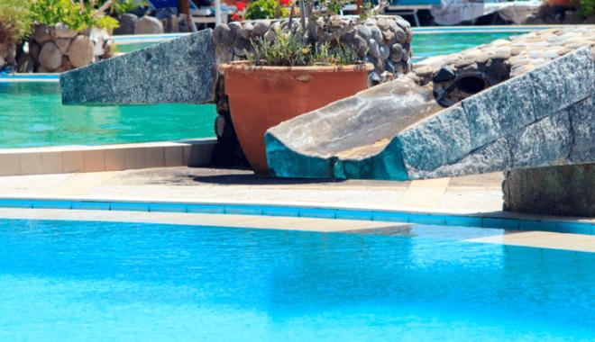 Salt luxury thermal pool_Ischia_Villa Italy