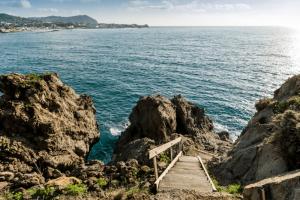 San Francesco_Ischia_Private swim access