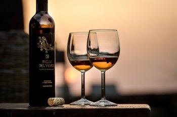 Sweet wine Pantelleria