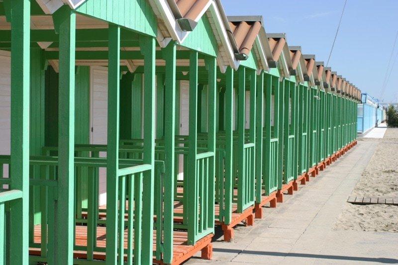 beach huts_bagni forte dei marmi_villa italy