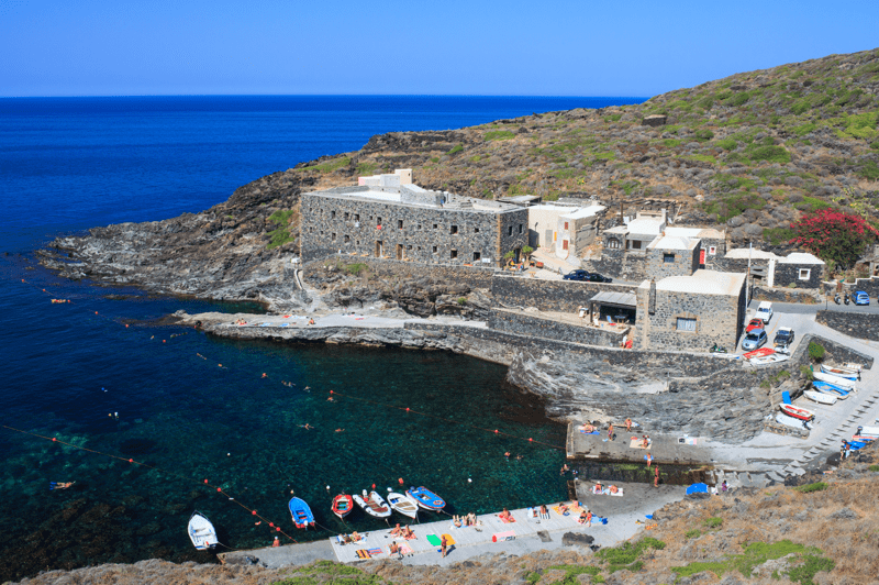 Cala Tramontana_Diving_Pantelleria_Villa italy