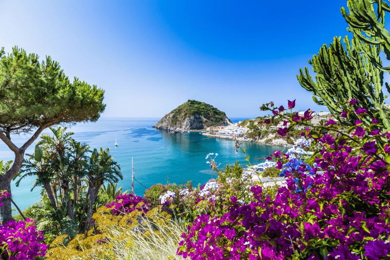 Ischia reasons to visit-Sant'angelo_villa italy