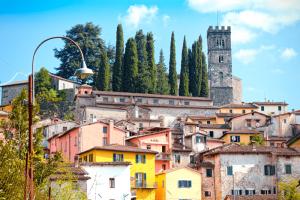 Barga_Tuscany_Villa Italy