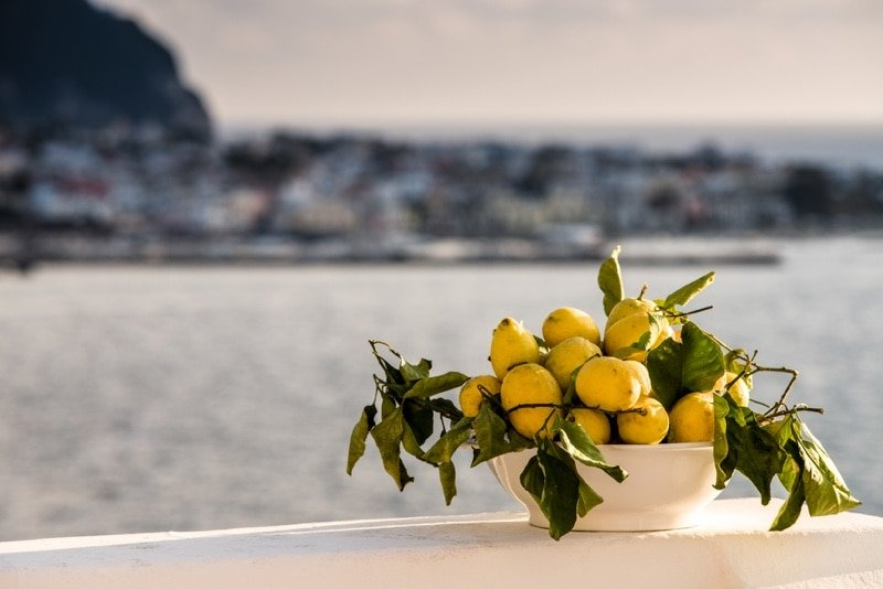 Dining out Ischia_Villa Italy