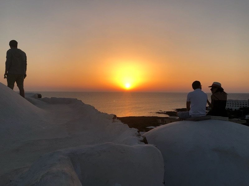 Sesiventi aperitif on dammusi, Pantelleria