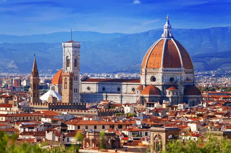 DUOMO View Florence_Villa Italy rentals