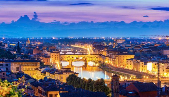 PONTE VECCHIO VIEW_Villa Italy Rentals