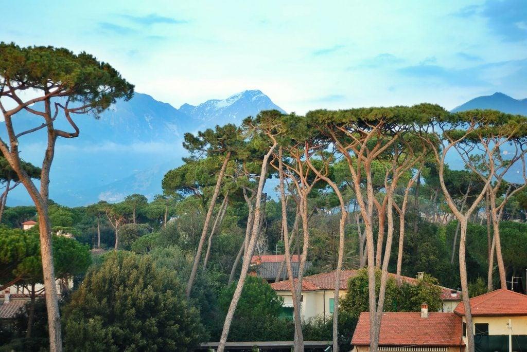 Apuan Alps Forte Dei Marmi