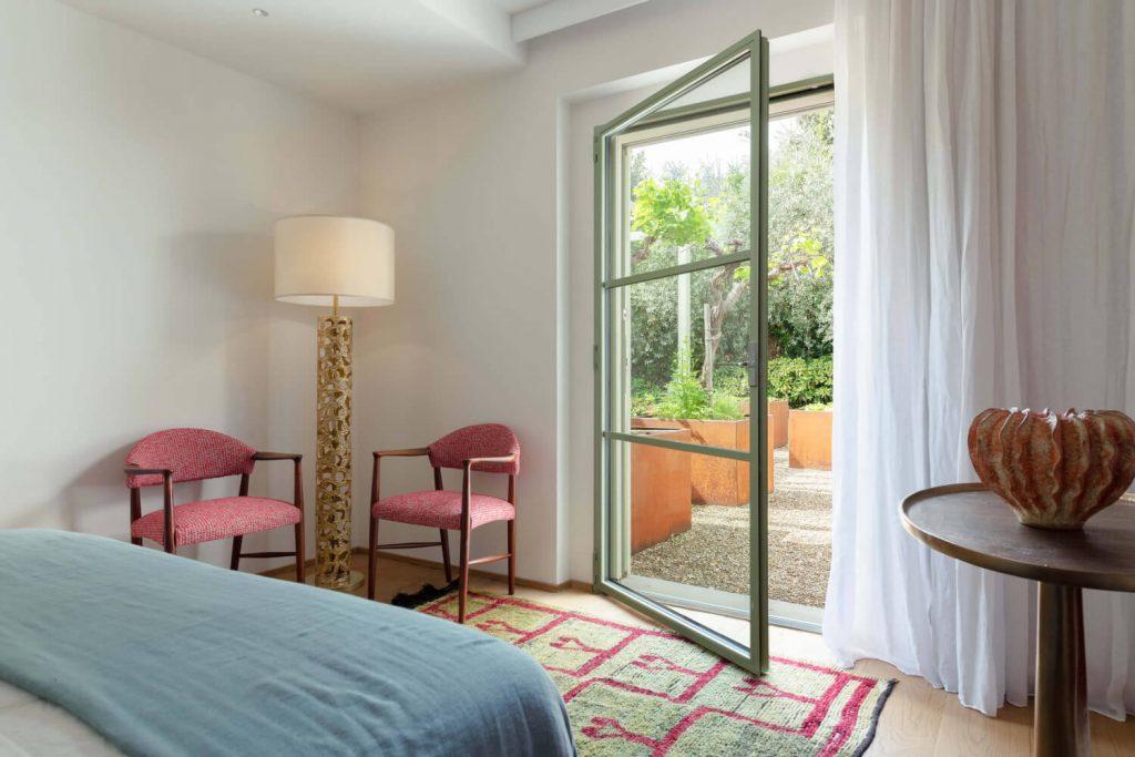 Villa Dimora Bellosguardo Kitchen Bedrooms