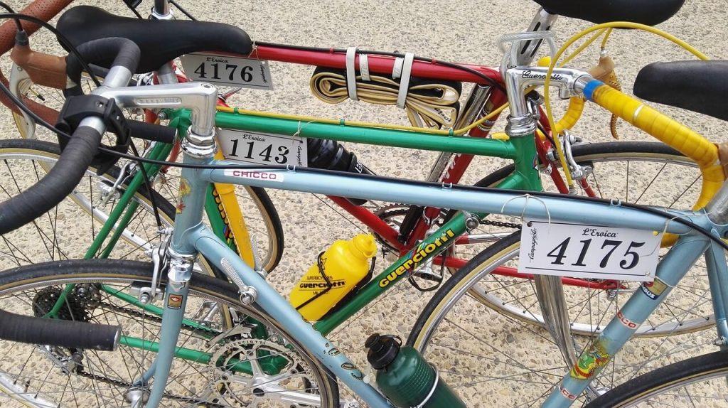 Bikes Chianti Italy