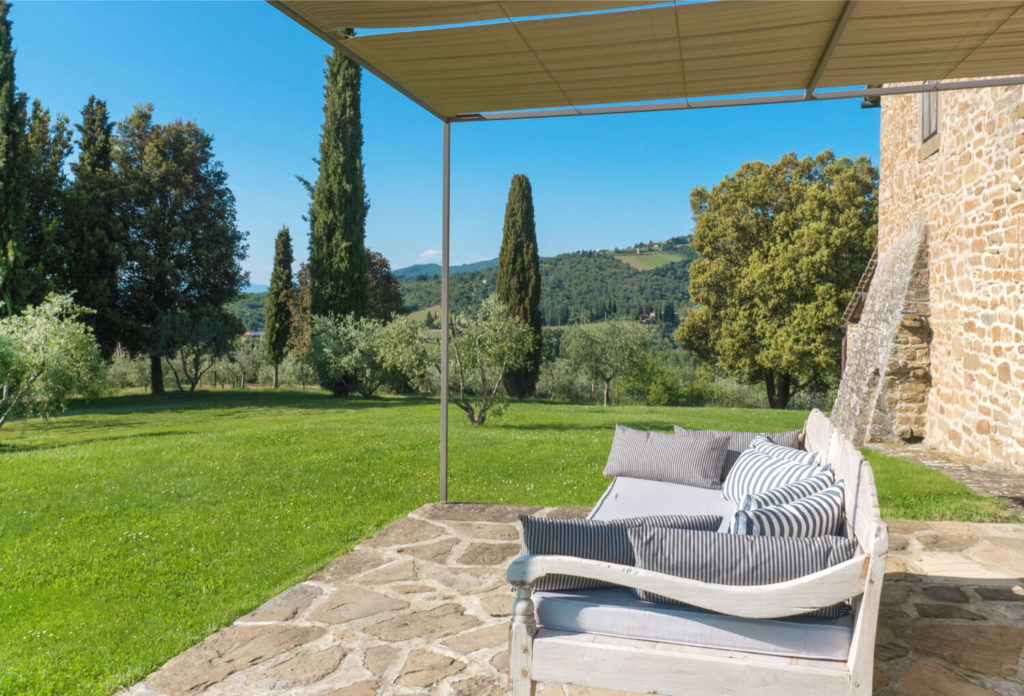 Villa Prenzano Outdoor Area