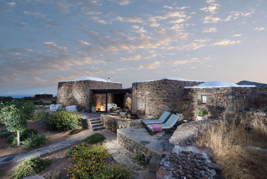 Villa Corte Pantesca I - Pantelleria, Italy