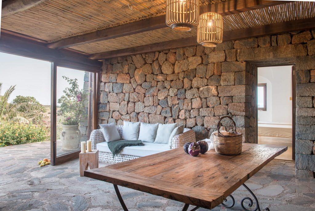 Villa Corte Pantesca I Kitchen Area