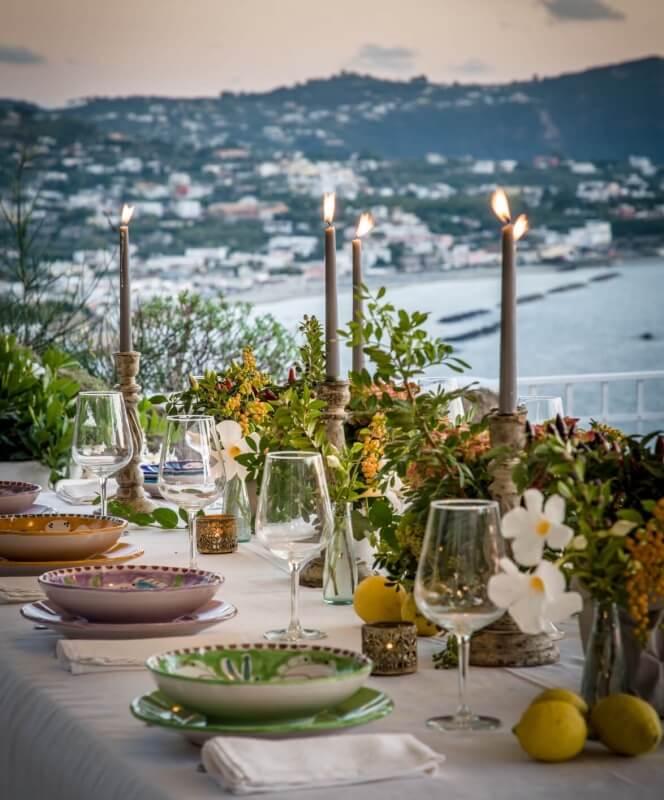 Villa Torre Dell'Aquila Special Dinner