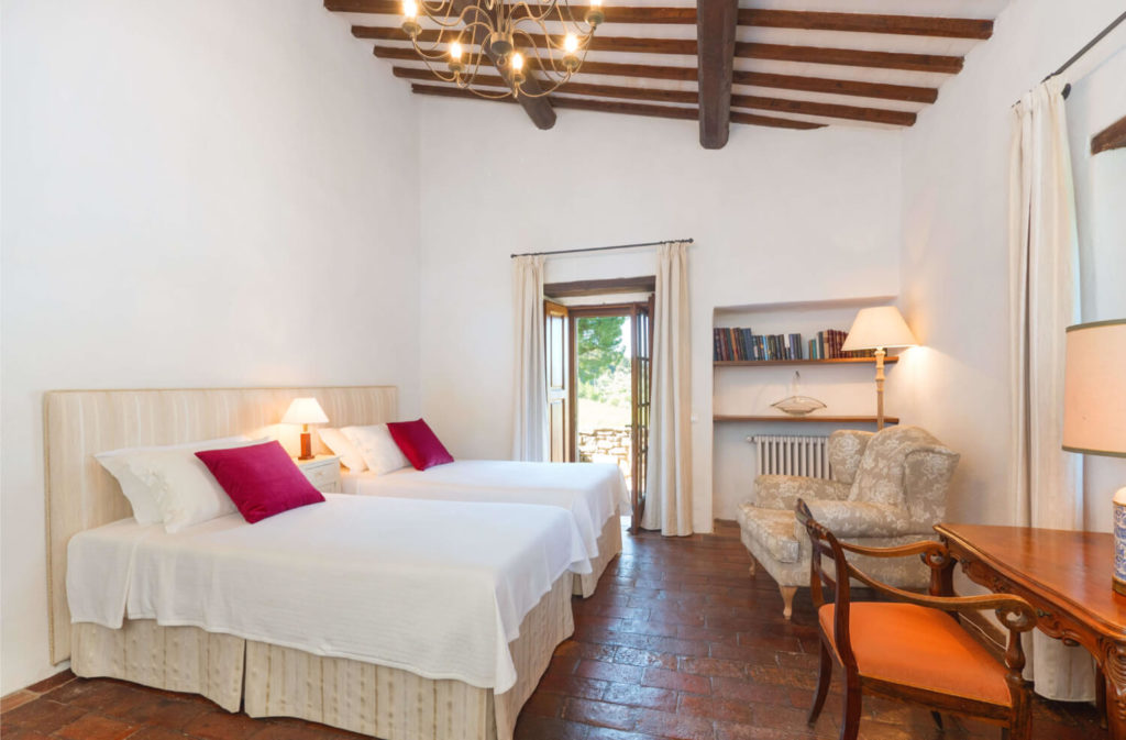 Villa Prenzano Bedrooms