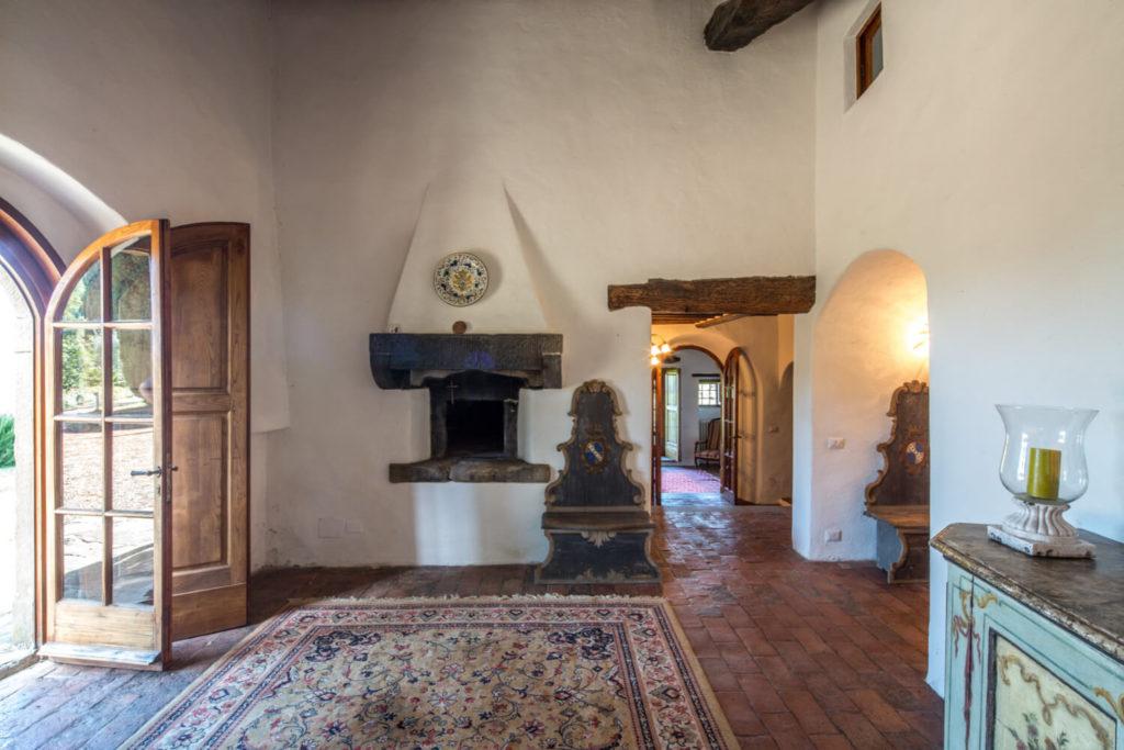 Villa Prenzano Living Area