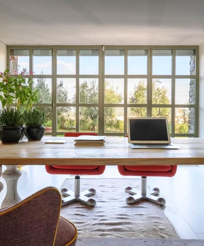 Villa Dimora Bellosguardo Guest House Office
