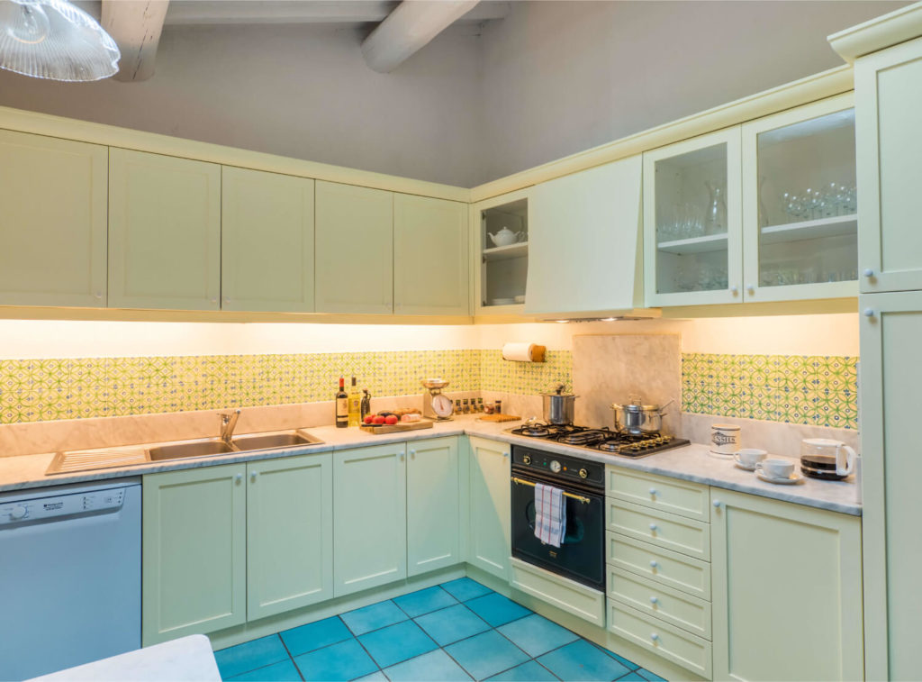 Villa Prenzano Kitchen