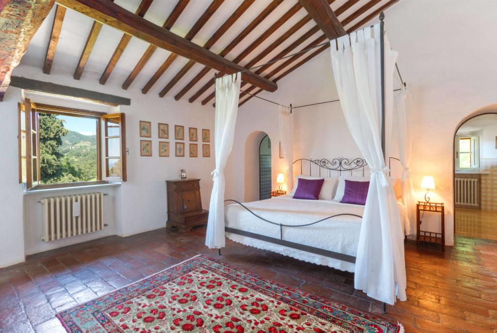 Villa Prenzano Bedrooms