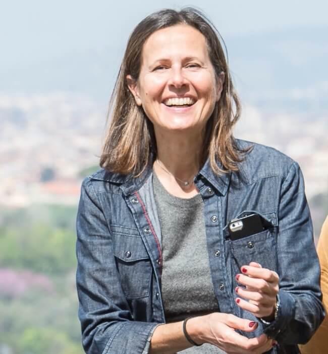 Paola Gheis - Director at Villa Italy