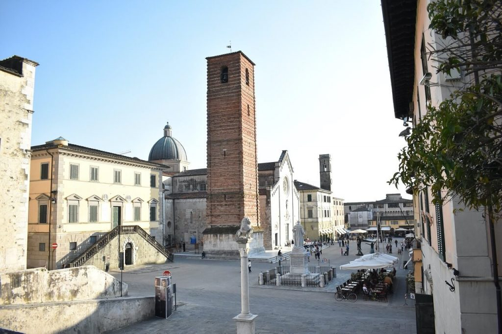 Pietrasanta Forte Dei Marmi
