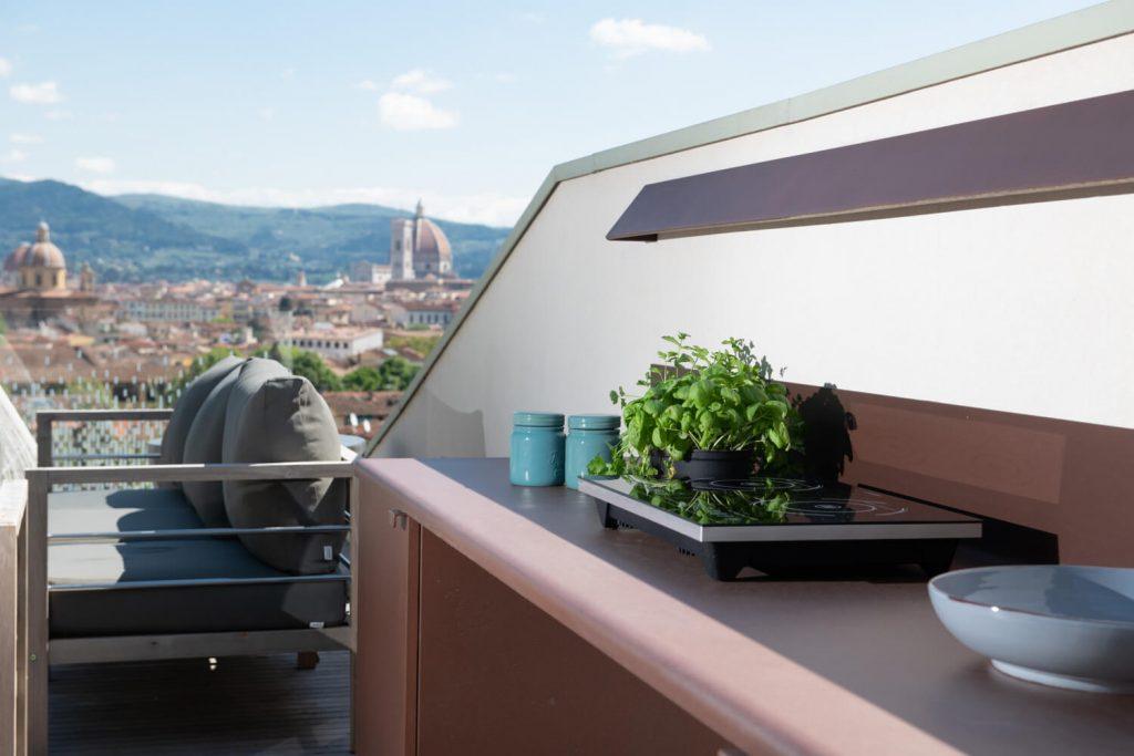 Villa Dimora Bellosguardo Roof - Terrace Area