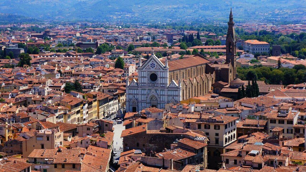 Santa Crose Florence