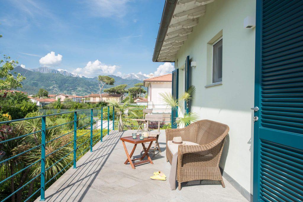 Villa Monti di Luna Bedrooms