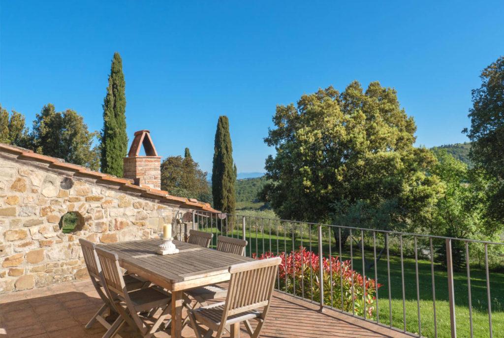 Villa Prenzano Outdoor Area