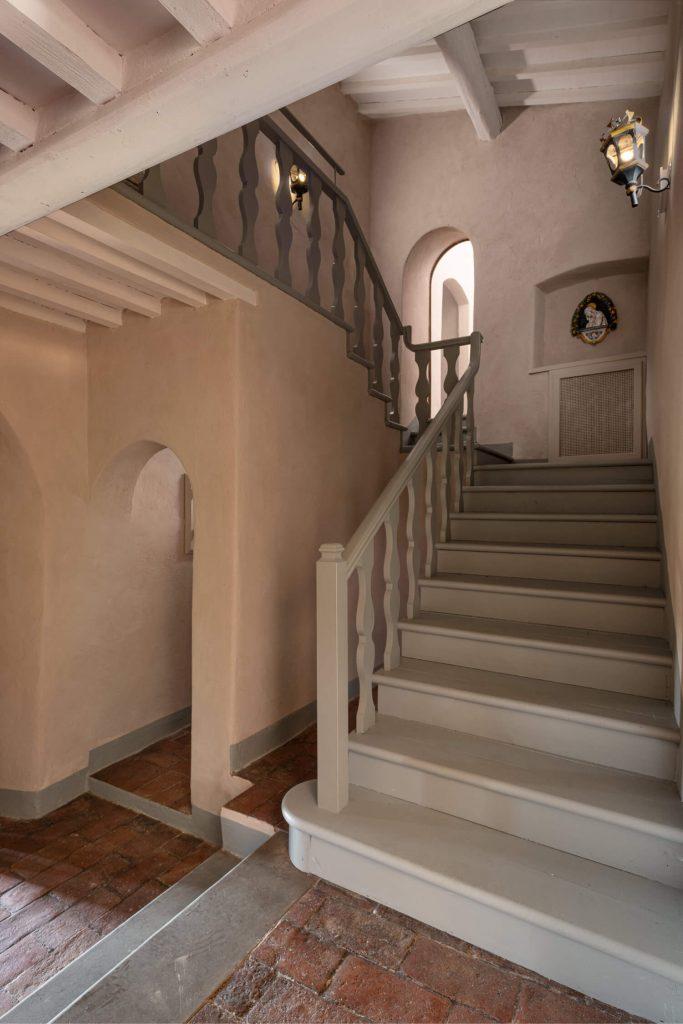 Villa Prenzano Interior Living Area - The Villa Italy