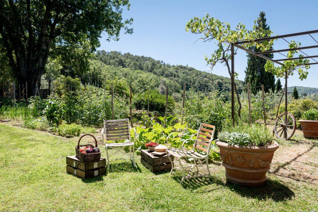 Villa Prenzano Outdoor Area - The Villa Italy
