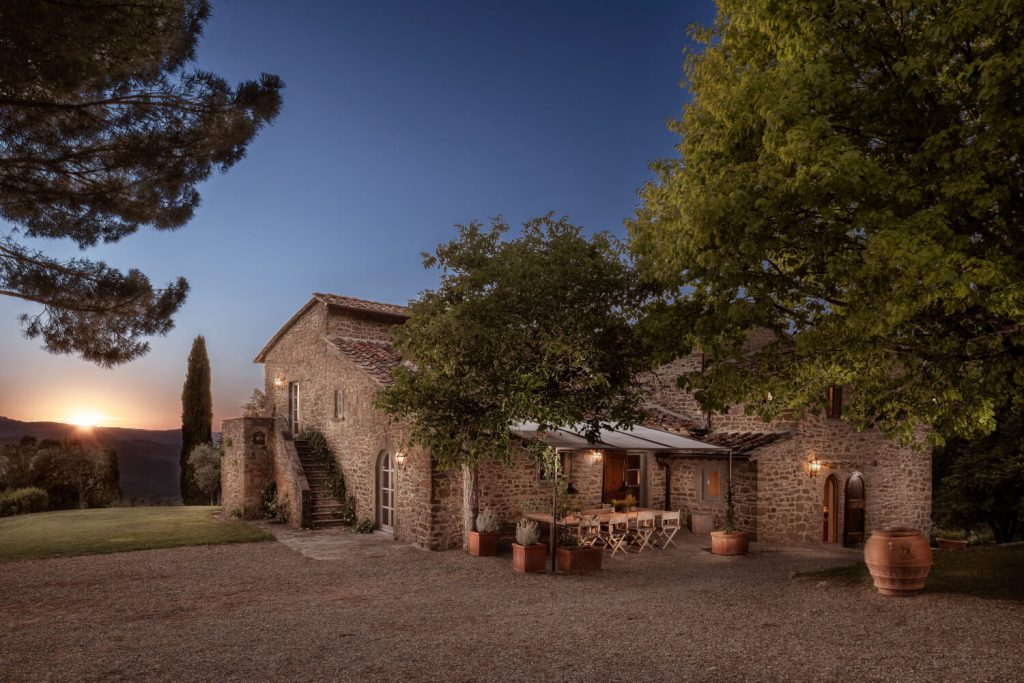 Villa Prenzano Overview - The VIilla Italy