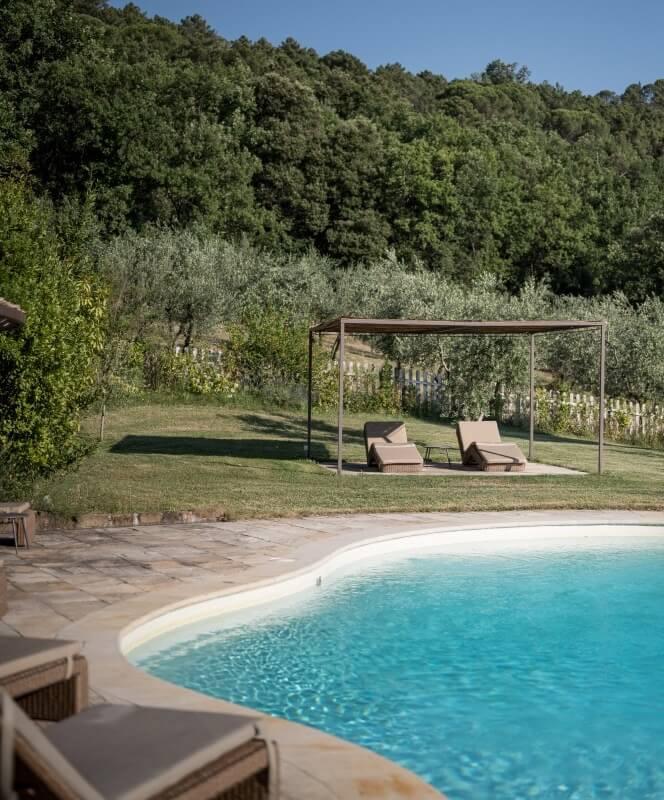 Villa Prenzano Pool Views