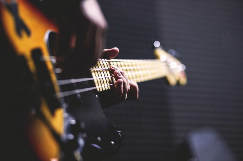 Private music concert
