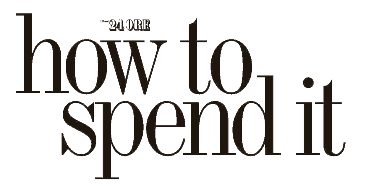 How to spend it Logo